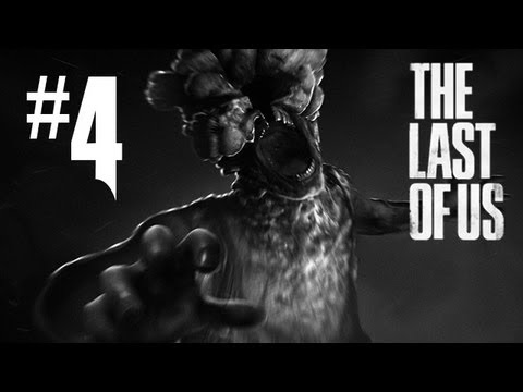 The Last of Us Gameplay Walkthrough – Part 4 – ELLIE AND JOEL!! (PS3 Gameplay HD)