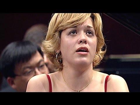 Van Cliburn 2001 - Olga Kern - Rachmaninov No. 3