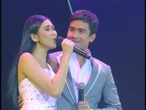 Sarah Geronimo Record Breaker Dvd - Please Be Careful With My Heart (duet With Christian Bautista) video