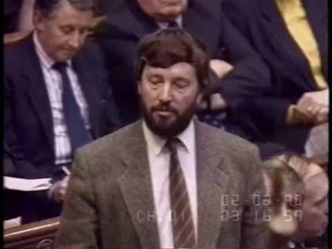 David Blunkett Vs Margaret Thatcher