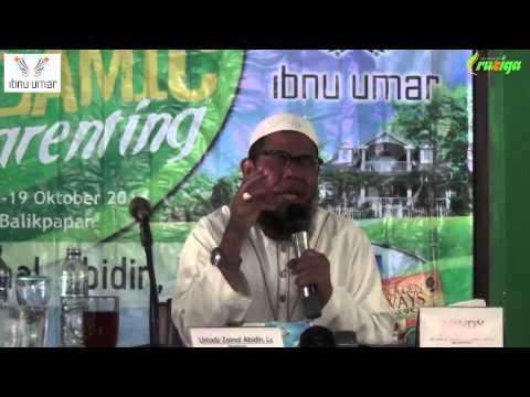 Ust. Zainal Abidin - One Heart Rumah Tangga Satu Hati Satu Langkah