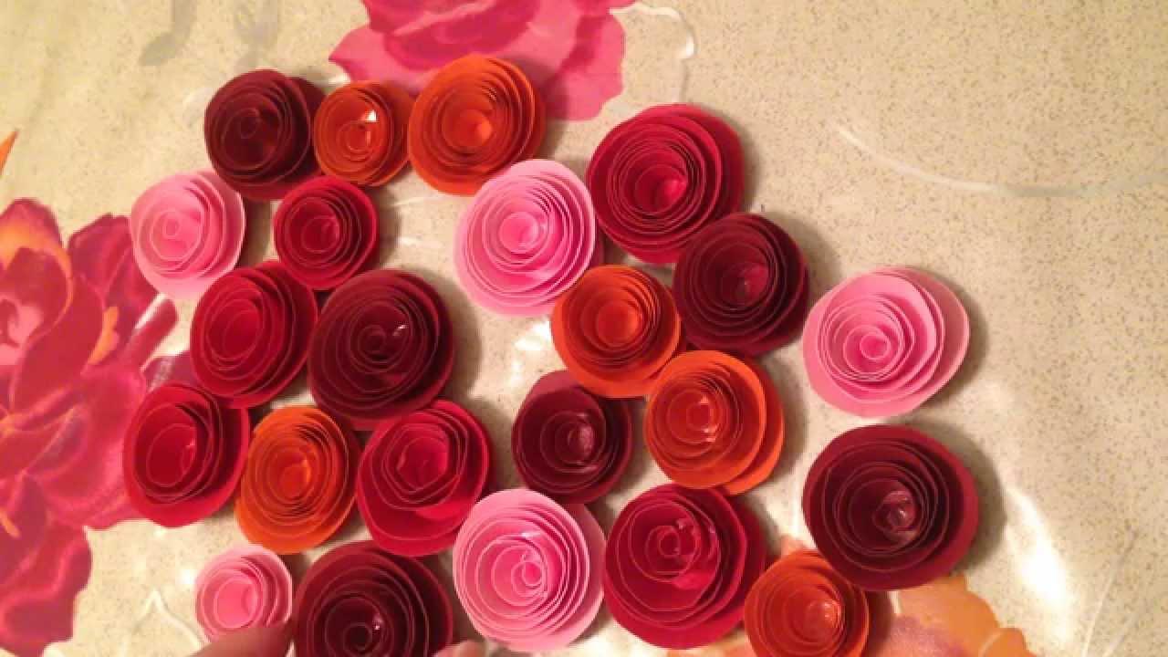 Роза своими руками просто