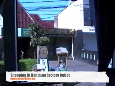 Shopping trip to Bandung Factory Outlet by QS Travel Services