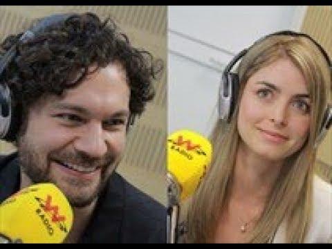 Cristina Hurtado y José Narváez  juntos en
