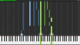 Clair De Lune Suite Bergamasque Piano Tutorial Synthesia