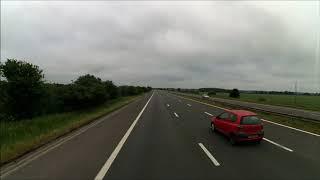 Z89 Travel : Road Trip Knauf Immingham to Eddie Stobart Sherburn on 9/6/2018