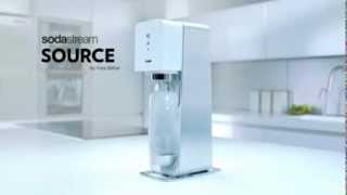 SodaStream Source with Soda Flavors - Smart. Simple. Soda.