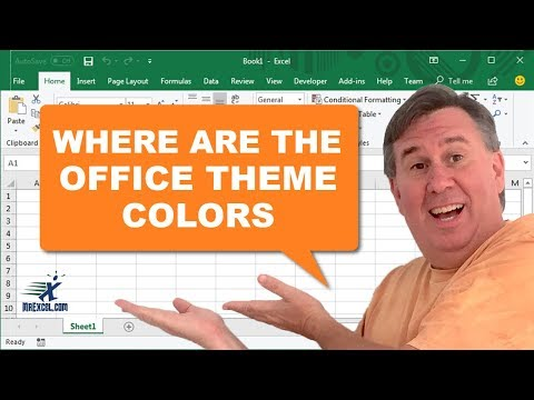 download excel themes