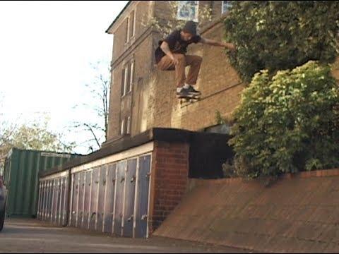 Skate Crates - Dane 'Morph' Crook - The lost Static tapes.