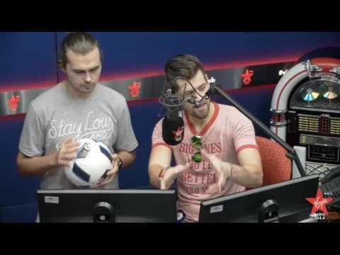 Virgin Radio Dubai - 10 Minute Vlog June 29, 2016