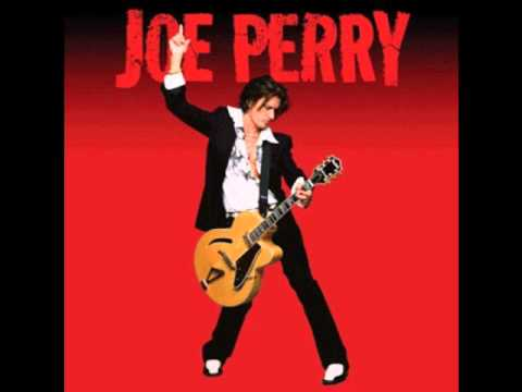 Joe Perry - Talk Talkin