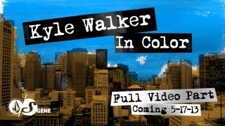 Kyle Walker In Color teaser