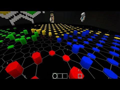 ИГРЫ РАЗУМА В МАЙНКРАФТЕ! ЧУТОК ЛОГИЧЕСКИХ ИГР В МАЙНКРАФТЕ 6! ДЕМАСТЕР В МАЛИНЕ! Minecraft Control