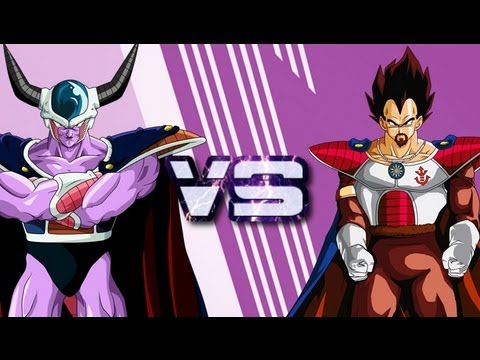 Vegeta vs King Vegeta King Cold vs King Vegeta