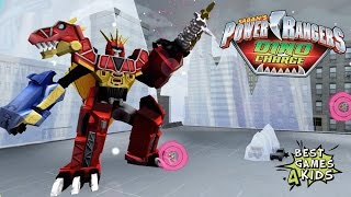 Power Rangers Dino Charge Rumble | CHAPTER 2, The Rainbow Energem ! By StoryToys Entertainment