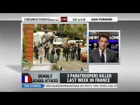 Four shot dead at Jewish school in France; gun used in earlier attacks