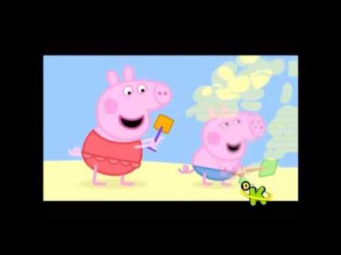 PEPPA PIG NA PRAIA