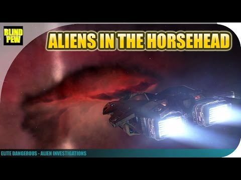 Elite Dangerous - Aliens in the Horsehead