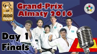 Гран-При, Алмата : Крузейдерз
