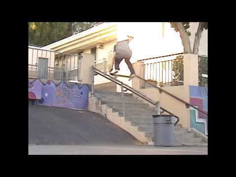 "Shake Junt's ""Skate Tank"" part 1 of 3"