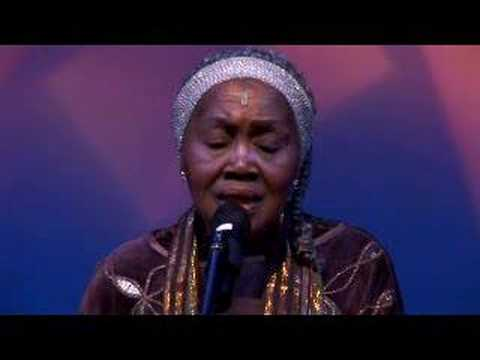 Odetta is listed (or ranked) 1 on the list 25 Awesome Folk Singers and Groups