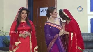 Naseem Vicky and Gulfaam New Pakistani Stage Drama Full Comedy Clip 2019
