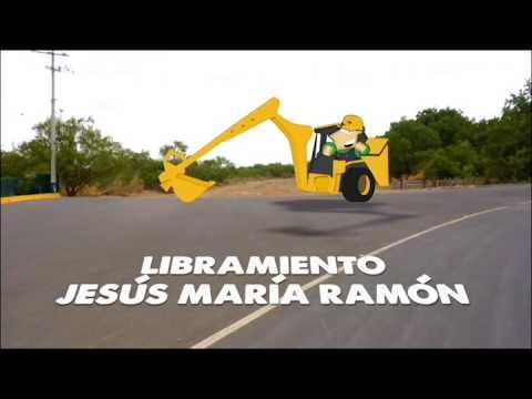 Libramiento Jesús María Ramón en Acuña