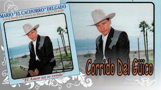 Corrido Del Güico - El Cachorro - El Amor No Se Vende - Disco Oficial