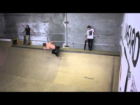 Rainy Day Session - The Unheard Ramp