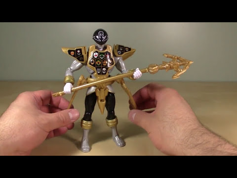 Armored Silver Ranger - Power Rangers Super Megaforce
