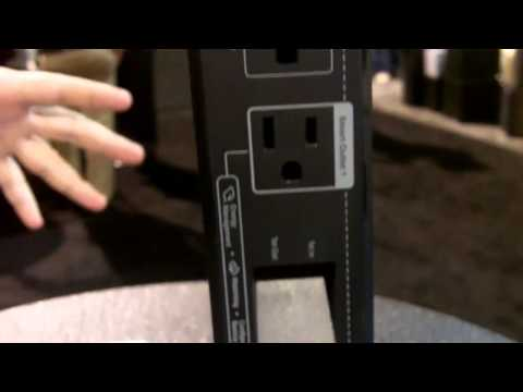 CEDIA 2013: APC Protects with Backup UPS Pro 500