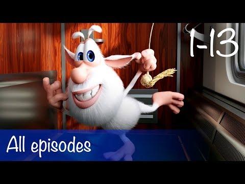Booba - Les 13 épisodes - Dessin animé pour les enfants thumbnail