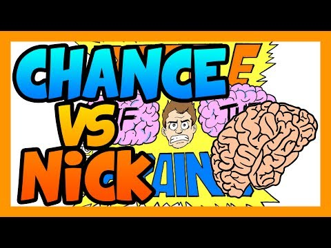 Chance Vs Nick- Battle of the Brains