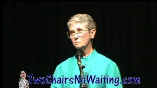 Two Chairs No Waiting 222: Elinor Donahue Mayberry Days 2010