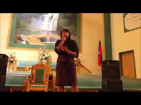 Temwayaj, Adoration Et Louange, Nadege Noel, Music Evangelique Haitienne video