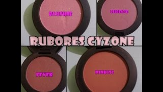 REVIEW  RUBORES CYZONE