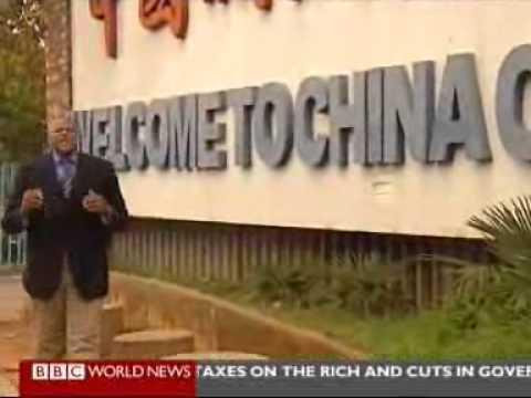 South Africa & BRICS 2011 - Ivor Ichikowitz interviewed on BBC World News