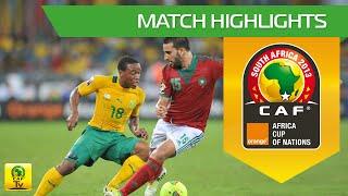 CAN Orange 2013 | Maroc 2-2 Afrique du Sud