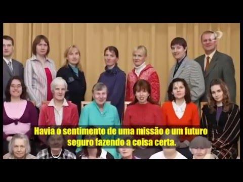Testemunhas de Jeová e fanatismo religioso - Documentário da Estônia.