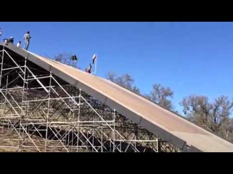 "Evan Doherty ""Big E"" youngest to date to land full Pull on Mega Ramp"