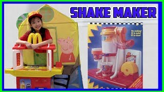I MAILED MYSELF to Ryan ToysReview and it WORKED! It Gone WRONG to McDonalds Drive Thru Toys (FunTV)
