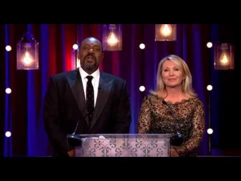 BBC One 999 Awards 2012 - Dungeness RNLI Lifeboat