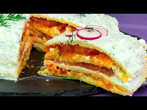Нереальная вкуснятина из кабачков! Лето не может пройти без кабачкового тортика! | Appetitno.TV
