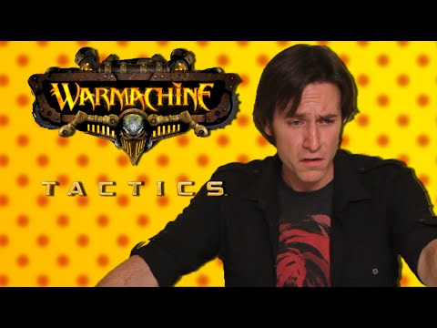 Can Ghost Peppers Kill You? Hot Pepper Game Review ft. Matthew Mercer   Warmachine: Tactics