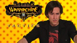 Can Ghost Peppers Kill You? Hot Pepper Game Review ft. Matthew Mercer | Warmachine: Tactics