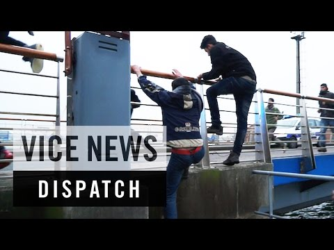 Protesters Storm French Port: Breaking Borders (Dispatch 8)
