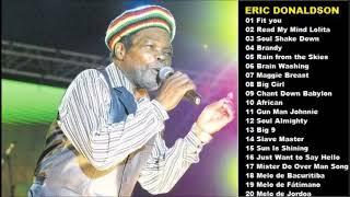 Download Lagu ERIC DONALDSON -  AS 20 MELHORES MÚSICAS | 2018 Gratis STAFABAND
