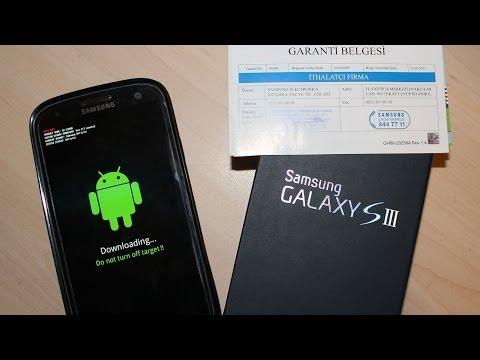 Samsung Galaxy S3 Türkçe Rootlama Root Yapımı Detaylı Anlatım