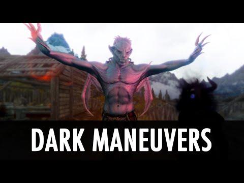 Skyrim Mod: Dark Maneuvers