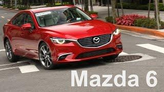 魂動線條 2015 Mazda 6